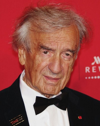 Elie Wiesel at the 2012 Time 100 gala. Photo by David Shankbone.