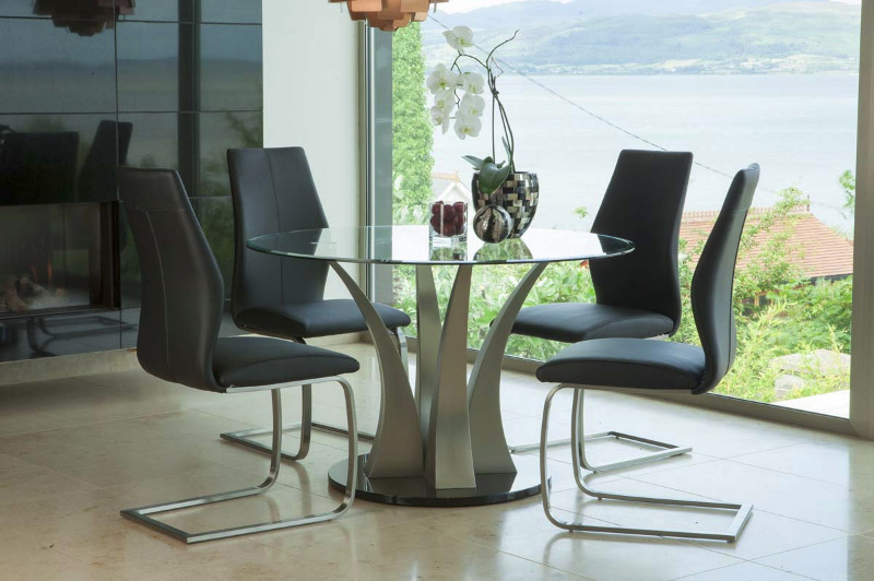Liberty-Dining-Table-4-Irma-Chairs-Black