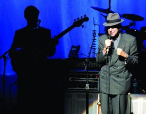 2008 Leonard Cohen - credit Joel Chester Fildes