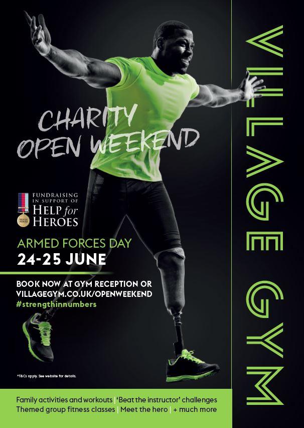 open weekend