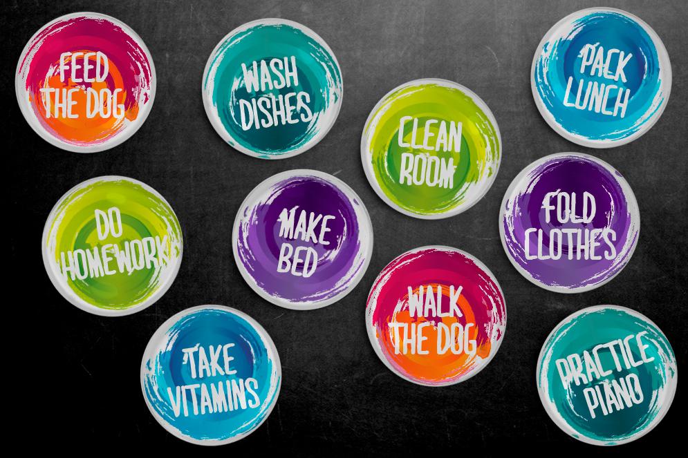 Chores_Paint_Labels