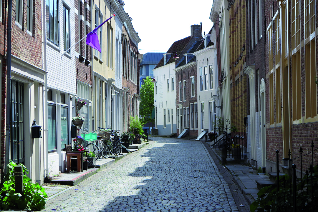 Middleburg - alleyways