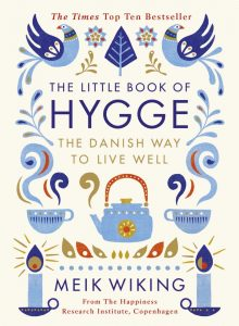 The Little Book of Hygge book jacket use