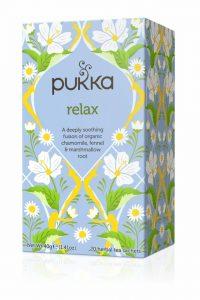 pukka tea relax