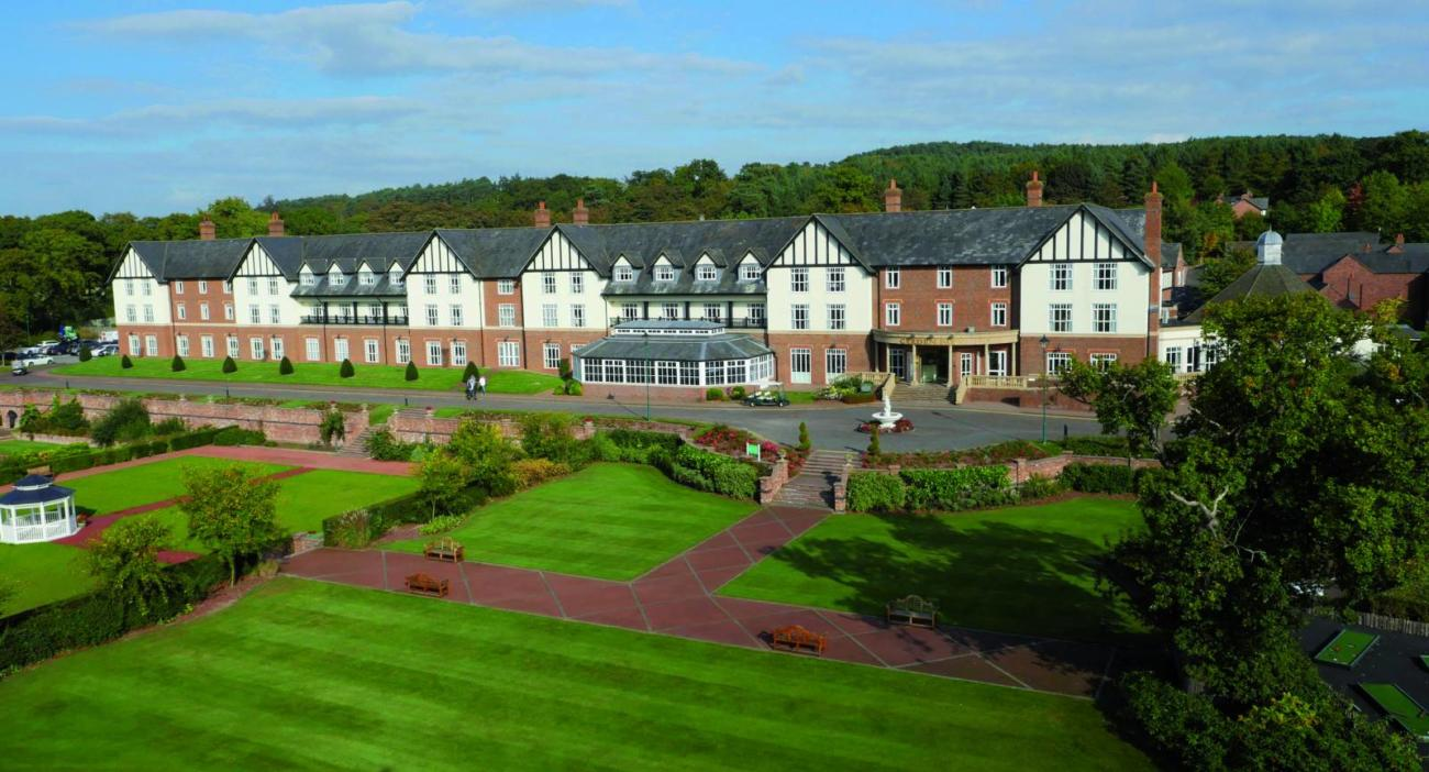 Win a Luxury Two-Night Break for two at Carden Park Hotel worth up to £550!