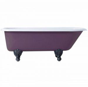 Solus Bath Purple