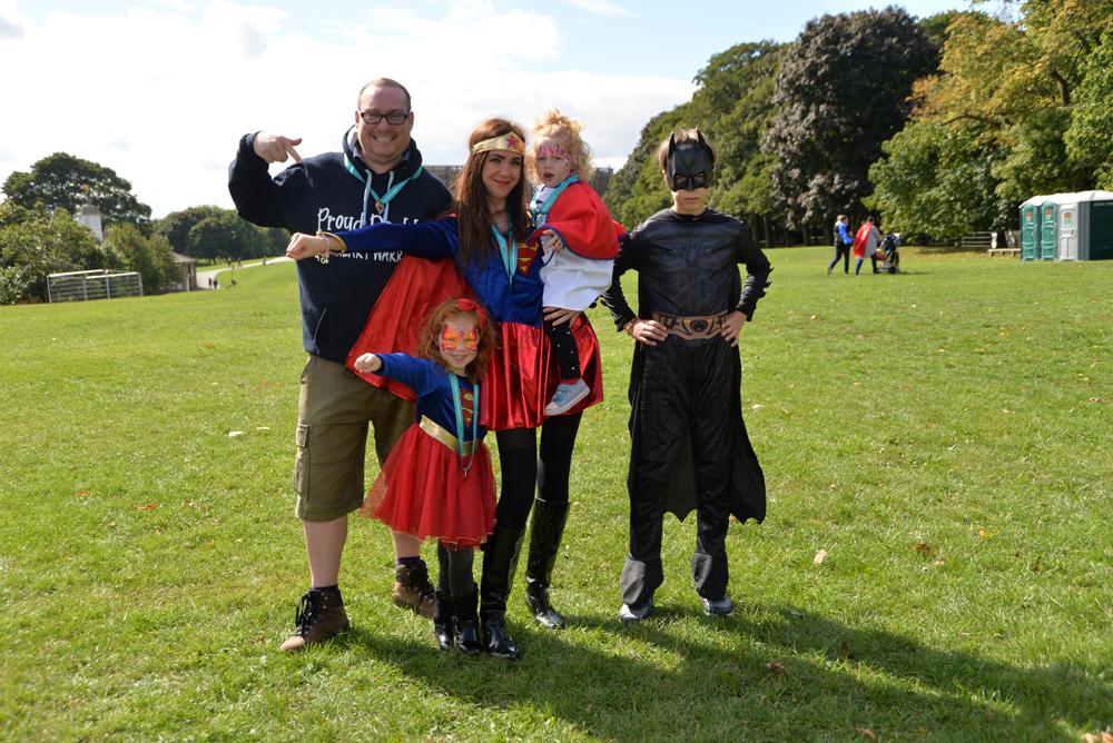Jonny Ross and Family
