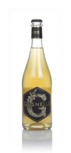A bottle of Gosnells of London Signature Mead
