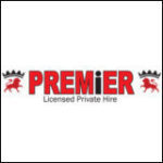 Premier Licensed Private Hire Logo