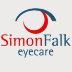 Logo for Simon Falk Eyecare