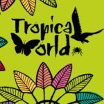 Logo for Tropical World in Roundhay, Leeds