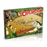 Dinosaurs Operation Game