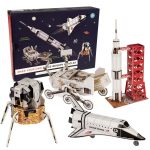 Make Your Own Space Mission Vehicles Kit