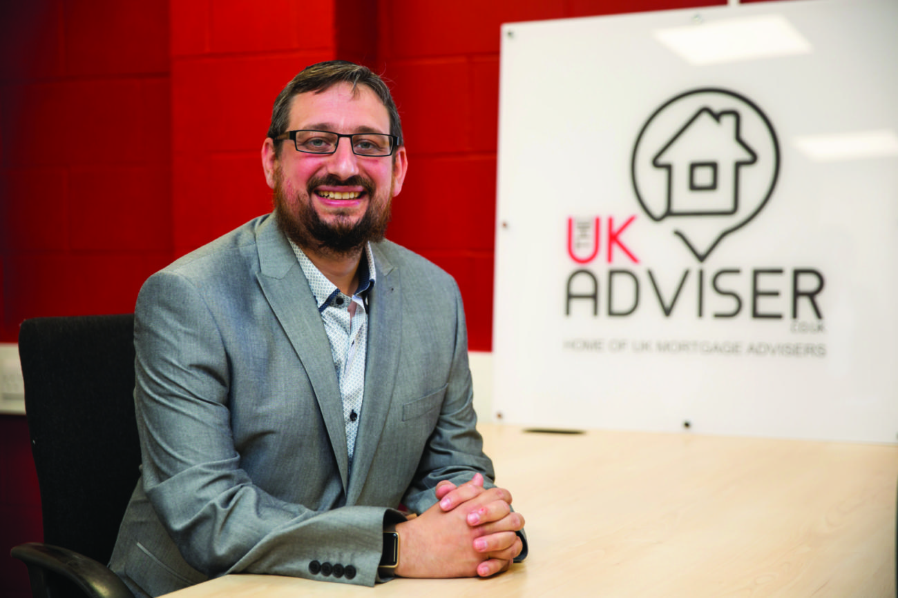 Maxim Cohen, Chief Executive of The UK Adviser
