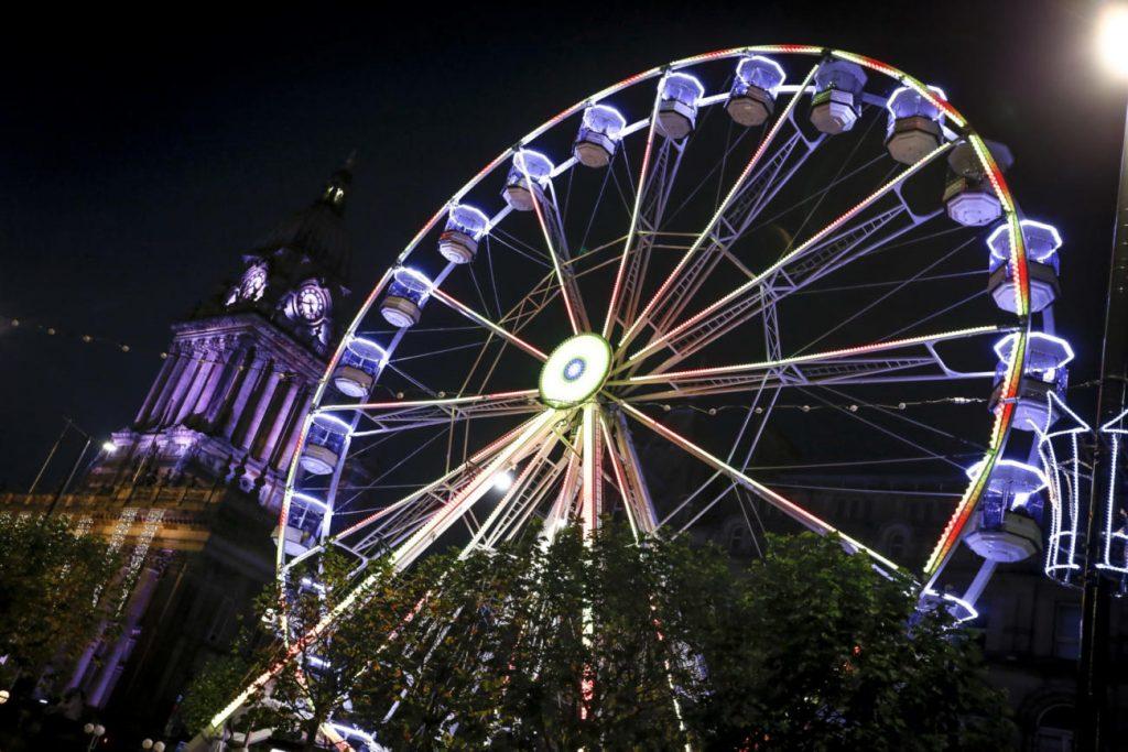 Leeds Wheel of Light