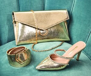 Festive party bag from Dorothy Perkins