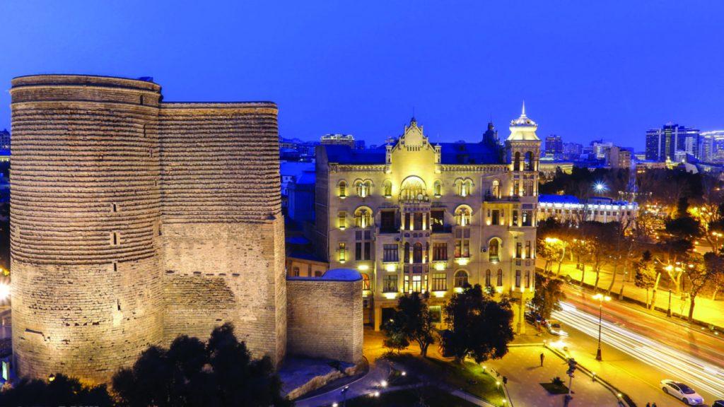 Photo of Maiden Tower, Baku
